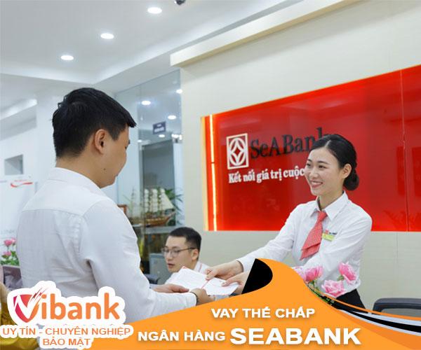 Lãi suất vay thế chấp tại ngân hàng Seabank
